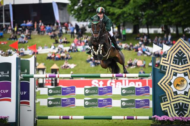 Irish clinch classic victory at Furusiyya leg in St Gallen - Watch Highlights here