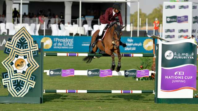 Highlights from the Furusiyya FEI Nations Cup™ 2015 in Abu Dhabi are now available online.