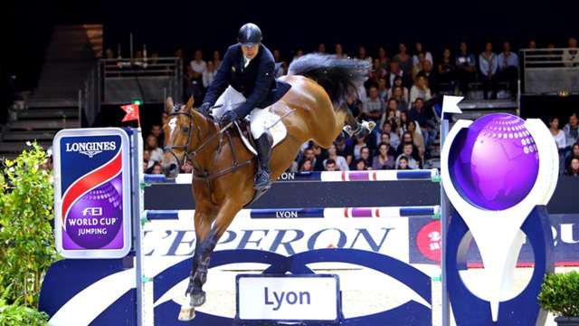 Highlights from the third leg of the Longines FEI World Cup™ Jumping 2014/15 season in Lyon are now available online.