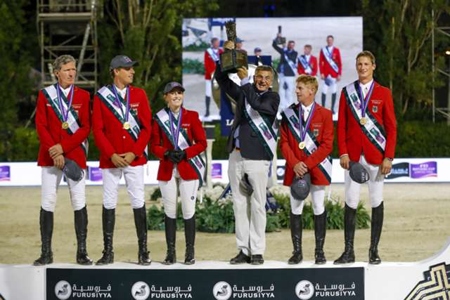 Germany takes 2016 Furusiyya Title on a night to remeber in Barcelona - Watch Highlights here
