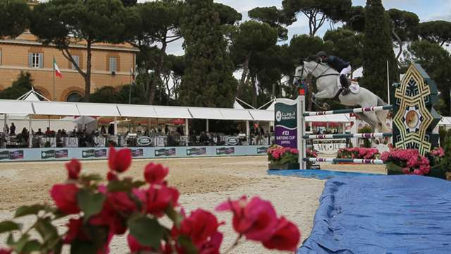 Highlights the Furusiyya FEI Nations Cup™ Jumping in Rome are available online now.