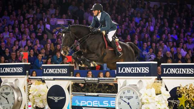 Highlights from the eighth leg of the Longines FEI World Cup™ Jumping series in Mechelen are now available online.