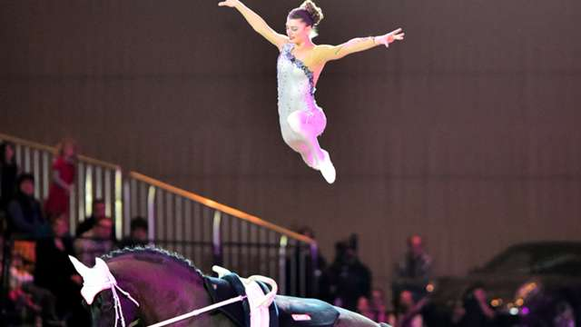 Highlights from the FEI World Cup™ Vaulting Final 2015 in Graz are now available online.