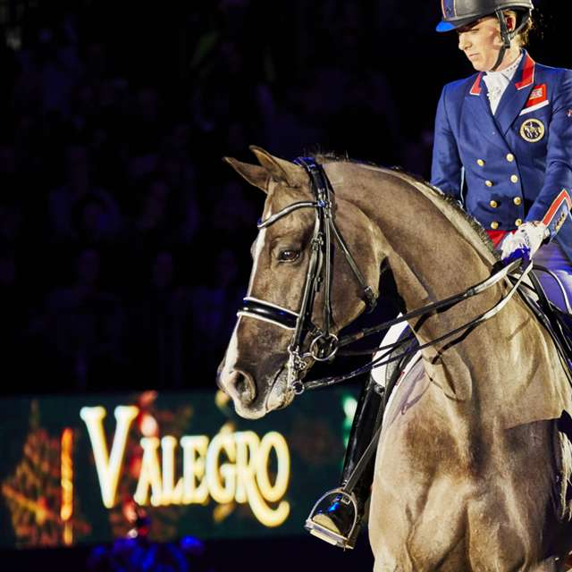 Valegro retires at London Olympia
