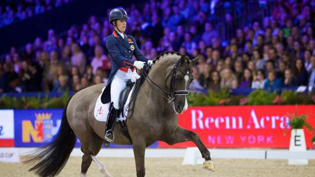 Highlights from the sixth leg of the Reem Acra FEI World Cup™ Dressage series in Amsterdam are  online now.