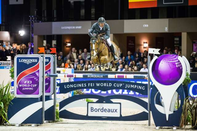 Highlights of the Longines FEI World Cup Jumping from Bordeaux are available now.
