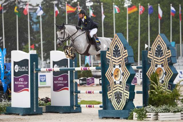Ukraine make it a Furusiyya hat-trick at Sopot - Watch Highlights here