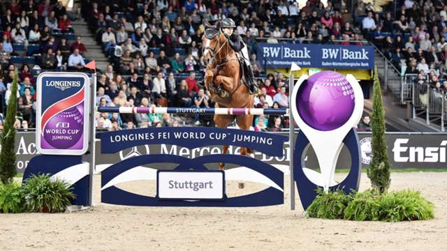 Highlights from the fifth leg of the Longines FEI World Cup™ Jumping 2014/15 season in Stuttgart are now available online.