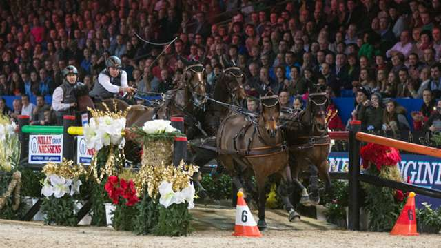 Highlights from the sixth leg of the FEI World Cup™ Driving series in in Mechelen are now available online.