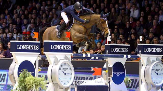 Highlights from the eleventh leg of the Longines FEI World Cup™ Jumping series in Bordeaux are now available online.