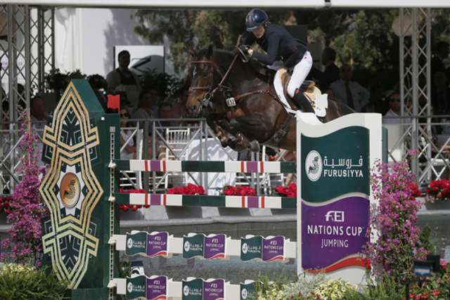 Brilliant British post back-to-back Furusiyya win in Rome - Watch Highlights here.