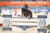 Longines FEI World Cup™ Jumping 2016/17 - Madrid - Part 1/4