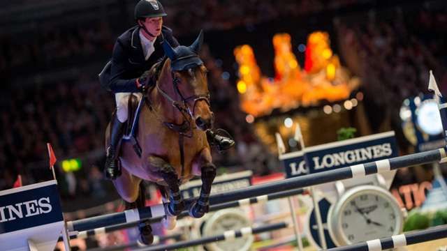 Highlights from the seventh leg of the Longines FEI World Cup™ Jumping series in London are now available online.
