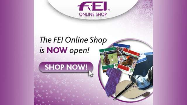 The FEI Online Shop is NOW Open!