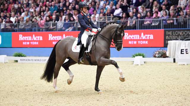 Highlights from the fifth leg of the Reem Acra FEI World Cup™ D