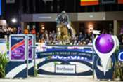 Longines FEI World Cup™ Jumping 2015/16 - Bordeaux, France. Pt 2/4.