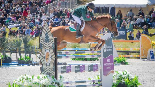 Highlights from the Furusiyya FEI Nations Cup™ 2015 in Ocala are now available online.