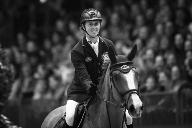Its a British bonanza as Brash and Maher are top two at Longines leg in Olympia