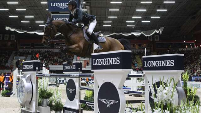 Highlights from the second leg of the Longines FEI World Cup™ Jumping 2014/15 season in Helsinki is now available online.
