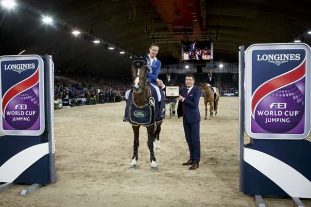 Highlights from the Longines FEI World Cup Jumping in Mechelen.