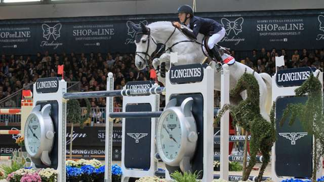 Highlights from the fourth leg of the Longines FEI World Cup™ Jumping 2014/15 season in Verona are now available online.