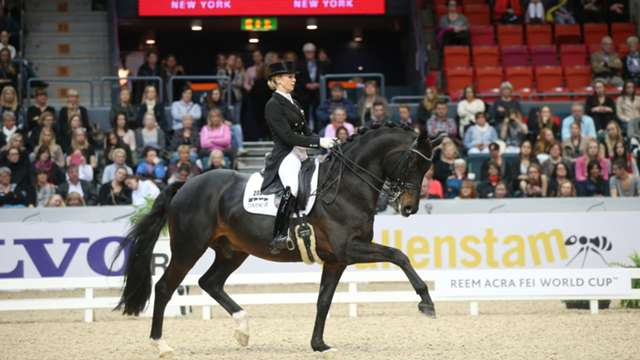 Highlights from the penultimate leg of the Reem Acra FEI World Cup™ Dressage series in Gothenburg are  online now.
