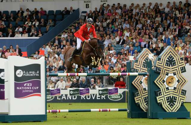 Italians pip their Irish hosts at thrilling Furusiyya leg in Dublin - Watch Highlights here