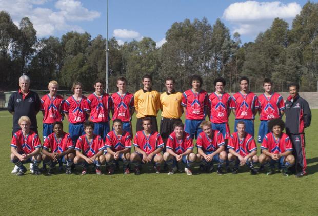 2004 AIS Squad