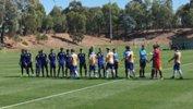 FFA CoE v Newcastle Jets FNYL 16-17 Rd 10