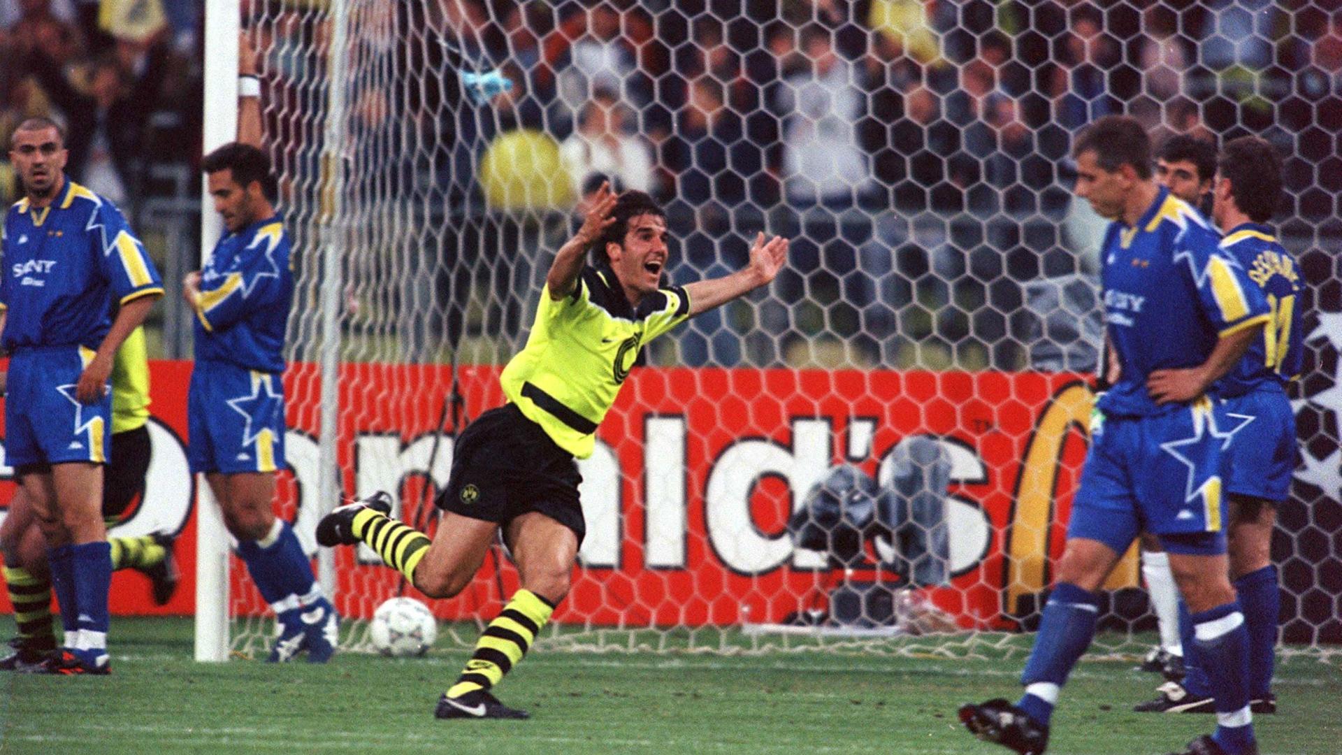 Borussia Dortmund - Juventus - Champions League - Final 05281997