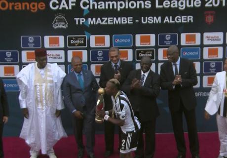 أبطال أفريقيا | مازيبمي يُجرد الجزائر من اللقب