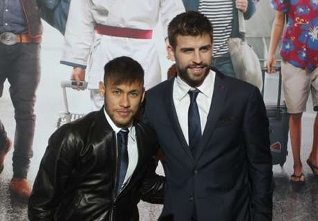Pique revidiert Neymar-Aussagen