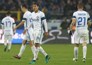 L'Inter esce sconfitta contro l'Atalanta