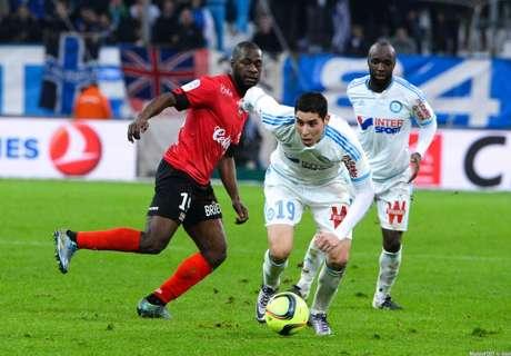 النصر الإماراتي مهتم بالتعاقد مع لاعب مرسيليا الفرنسي
