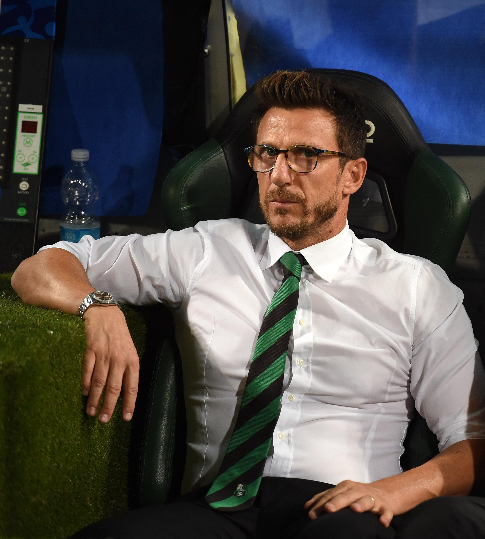 Juventus-Sassuolo, Defrel in dubbio tra gli emiliani
