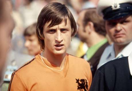 Sejarah Hari Ini (31 Desember): Ballon D'Or Kedua Johan Cruyff