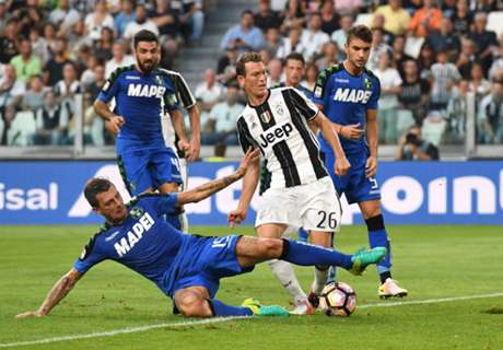 PREVIEW: Sassuolo - Juventus
