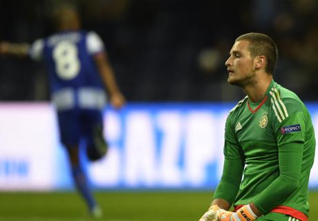 Porto ganó y es único líder