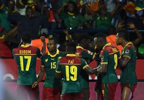 Cameroun-Ghana (2-0), résumé du match