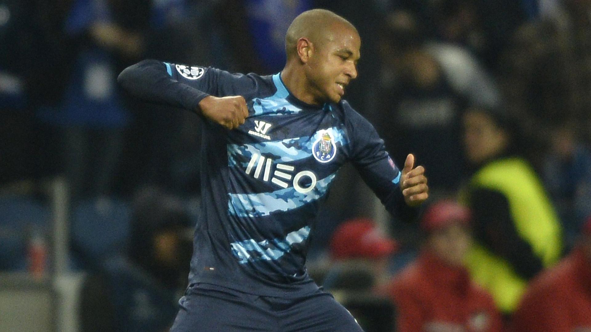 Yacine Brahimi Porto Basel Champions League round of 16 second leg