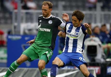 Keiharde les voor Schalke in Berlijn