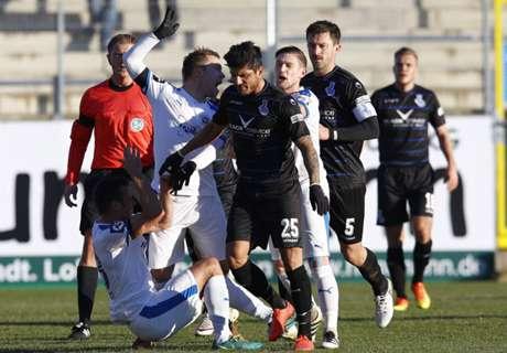 Duisburg-Profi für acht Spiele gesperrt