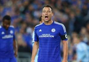 John Terry kam in dieser Saison bereits 28 Mal für den FC Chelsea zum Einsatz