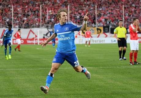 HSV und Hannover eine Runde weiter