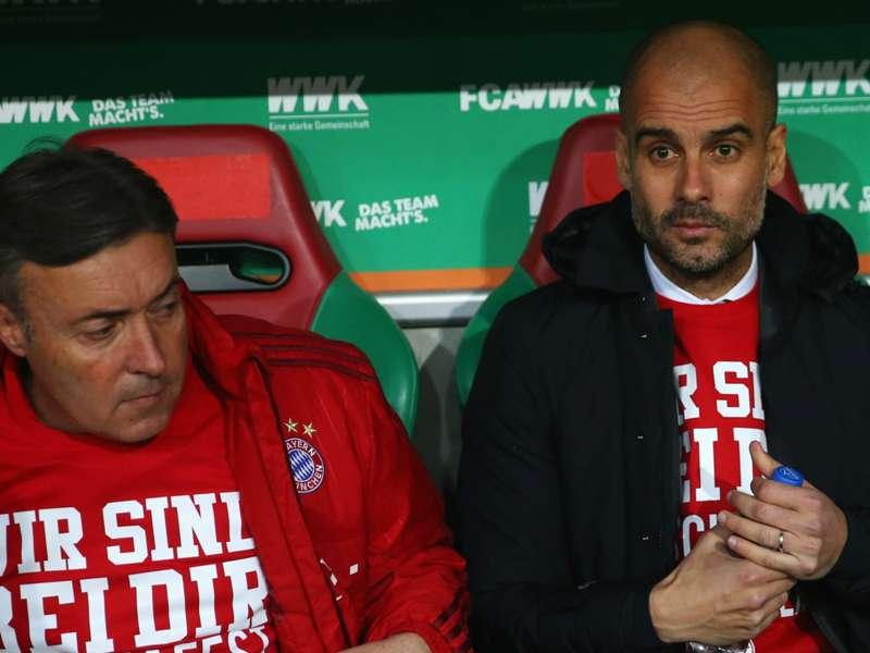 FC Bayern in Augsburg: Eine Hommage an Holger Badstuber