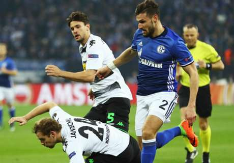 Sommer on song for Monchengladbach