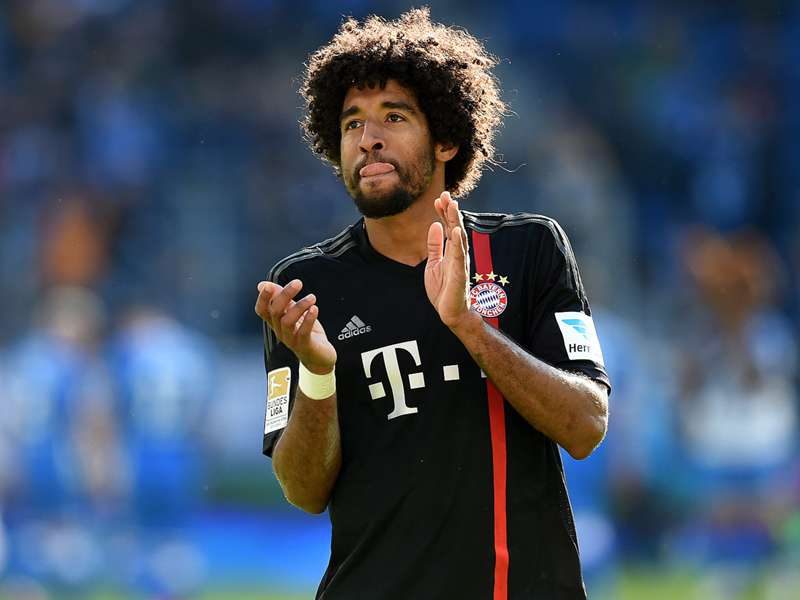 Bayern de Munique oficializa a saída de Dante para o Wolfsburg