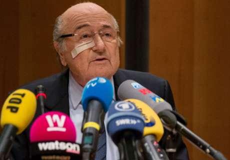 Blatter: Infantino Tak Hormati Saya!