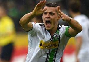 <strong>GRANIT XHAKA</strong> | Borussia Monchengladbach > Arsenal | €45m