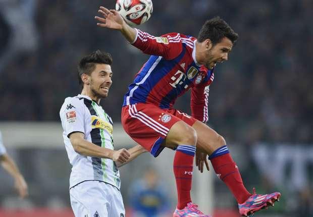 Borussia Monchengladbach 0-0 Bayern Munich: Dominant champions held to draw